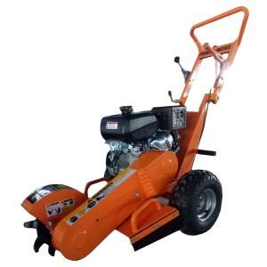 power king 3 5 in 14 hp gas powered stump grinder with