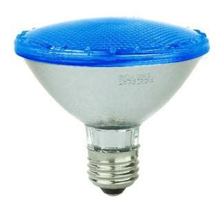 blue led flood light led par30 blue flood light bulbs shop great prices and