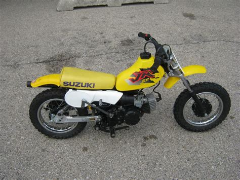 Suzuki Jr 50 Change 1998 Suzuki Jr50 Dirt Bike For Sale On 2040 Motos