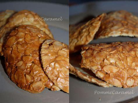Tuile Amandes by Tuiles Aux Amandes De Jf P Pomme Caramel