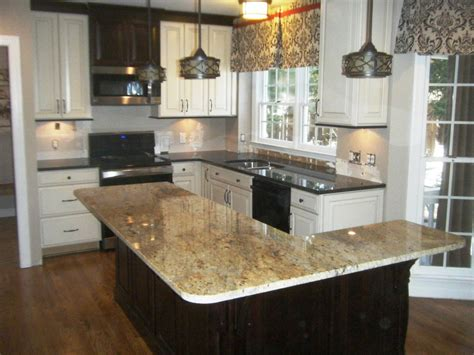Colonial Countertop by Colonial Gold Granite Countertops Nc