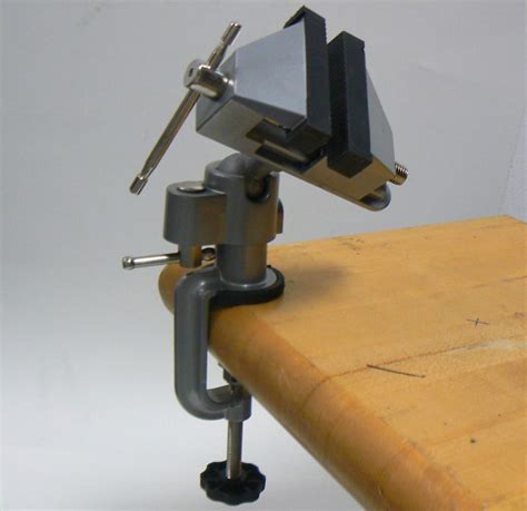 vise bench vises bench swivel w clamp 3 quot tabletop vise tilt rotates