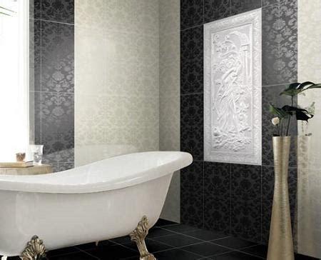 spiata nel bagno decorazione della casa