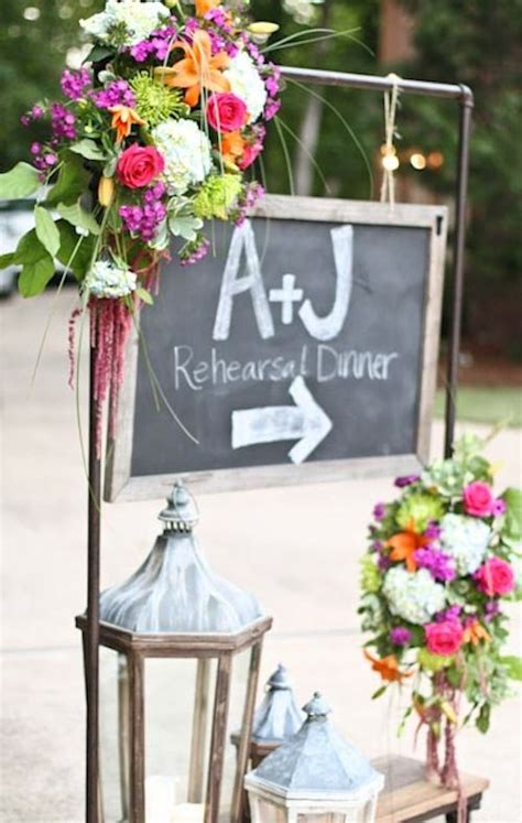 Backyard Rehearsal Dinner Ideas Pinterest