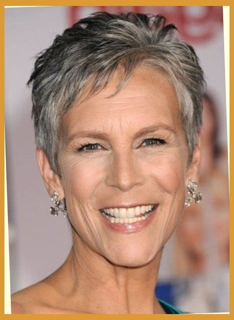 pictures of jamie lee curtis haircuts hairstylegalleries com very short womens haircuts over 50 hairs picture gallery