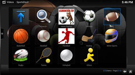 Want To Live Amc On Kodi Read Our Amc Kodi Addon Tutorial Guide How To Install Kodi Sportsdevil Addon