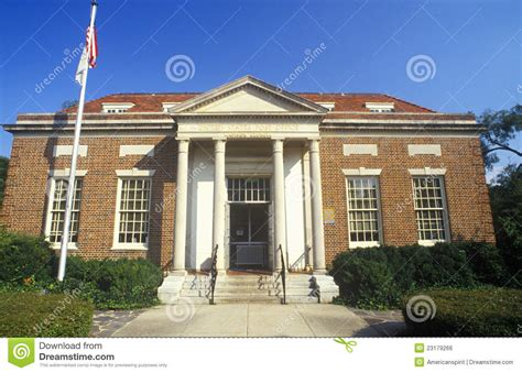 United Post Office by United States Post Office Royalty Free Stock Image Image