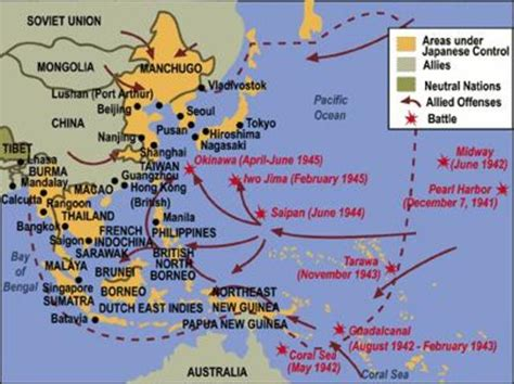 island hopping across the pacific theater in world war ii the history of americaã s leapfrogging strategy against imperial japan books pacific theatre timeline timetoast timelines