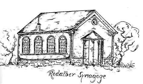 vr bank rodalben die synagoge in rodalben kreis s 252 dwestpfalz