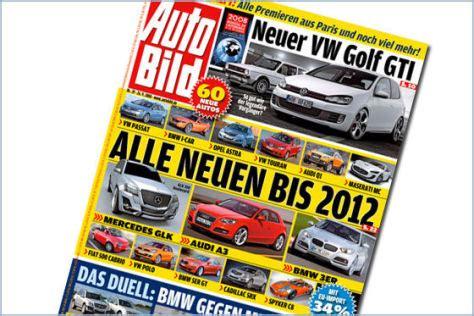 Auto Bild Titel by Alle Neuen Bis 2012 Autobild De