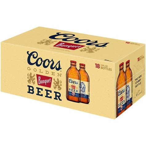 coors light 18 pack coors banquet 18 pack hy vee aisles grocery