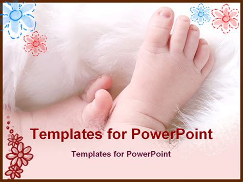 baby powerpoint templates free download