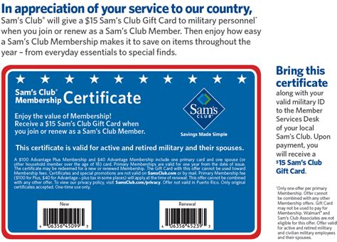 Sam S Club Best Buy Gift Card - sam s club free 15 gift card printable coupon