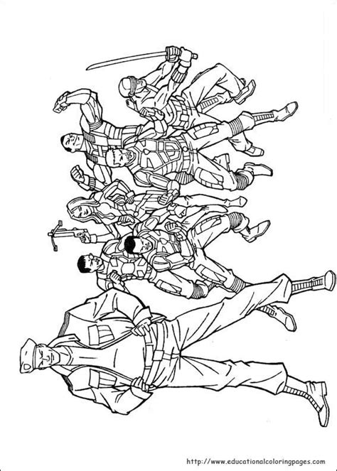 joe cool coloring pages gi joe coloring pages educational fun kids coloring
