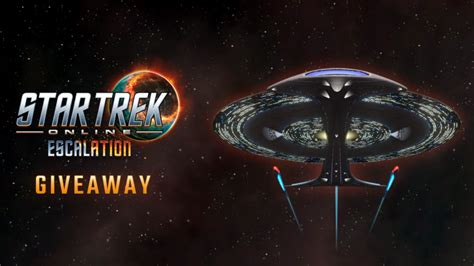 Star Trek Online Giveaway - giveaway celebrate star trek online season 13 in an exclusive 26th century heavy
