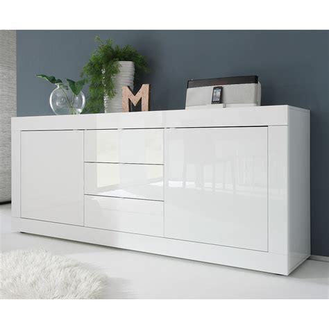 Kommode 210 Cm by Sideboard Basic Wohnzimmer Kommode Wei 223 Lackiert Breite