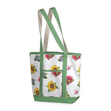 Crt Bag Flower portmeirion 174 botanic garden flower tote bag bed bath