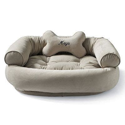 comfy pet bed frontgate 17 best images about pupp stuff on pastel
