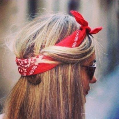 ways to wear bandanas on hair 7 stylish ways to wear a bandana bandana hair bandanas