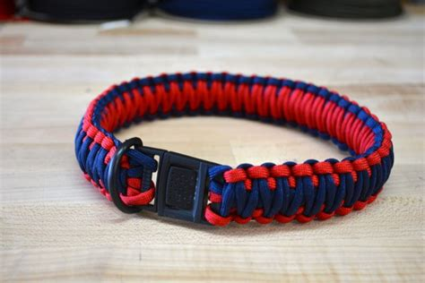 paracord harness how to make a paracord collar diy ready