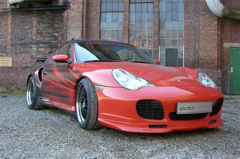 Porsche 996 Leistungssteigerung by Porsche 996 Turbo Edo Competition