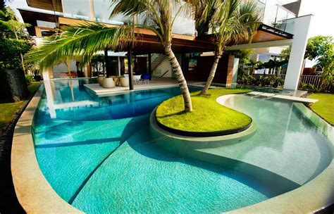 Design For Coolest Pools Great Swimming Pool Designs