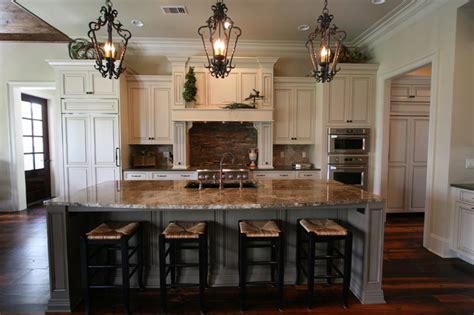 kitchen ideas for new homes traditional kitchen design with custom mouser cabinetry