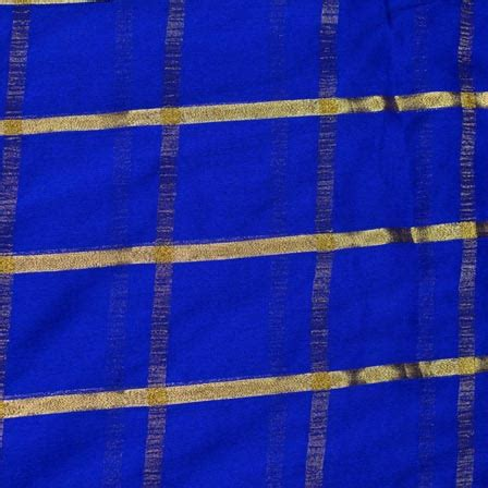 pattern chiffon fabric buy blue and golden lining pattern chiffon fabric 4367