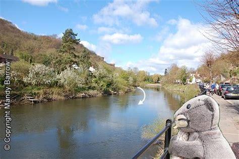 river severn  ironbridge gorge