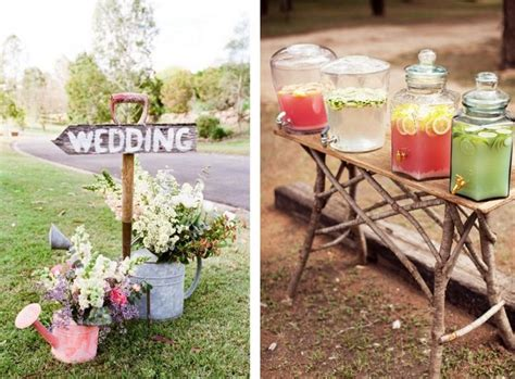 Diy Garden Wedding Ideas Awesome Diy Vintage Outdoor Wedding Ideas Diycraftsguru