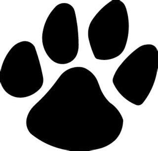 Cheetah Print Wall Stickers clemson tiger paw stencil free download clip art free
