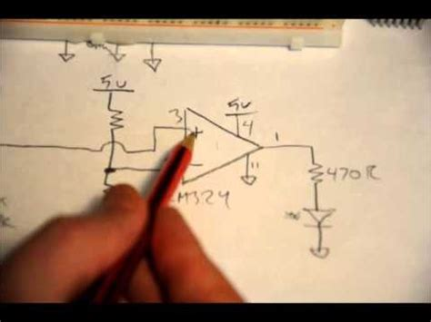 how to make your own laser security system circuit a