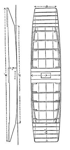 cambridge punt boat plans free punt plans page 2 krypa weidling boat