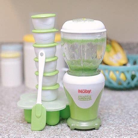 Blender Ukuran Besar nuby mighty blender kit untuk makanan bayi komplit isinya