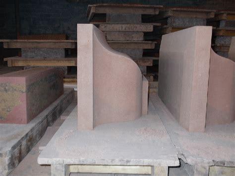 moulded cornice cast architectural masonry coloured concrete