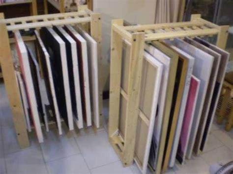Artwork Storage Rack by Best 25 Storage Ideas On Desk
