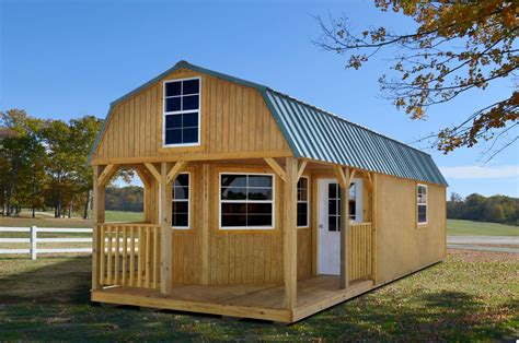 deluxe lofted barn cabins archives derksen portable