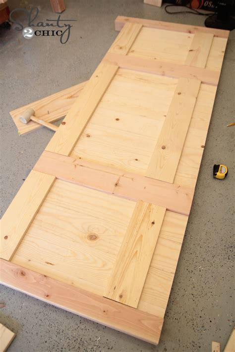 how to build a headboard frame wrought iron beds for sale