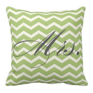 22 best images about green chevron throw pillows on