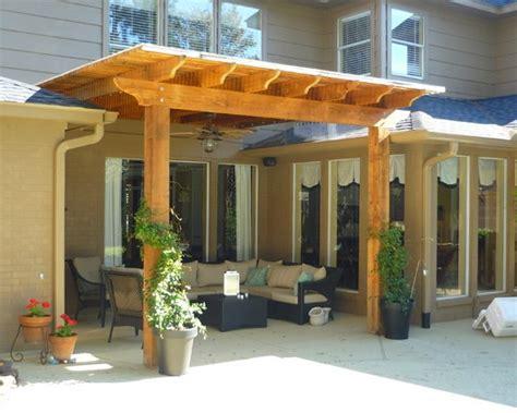 Roof Coverings For Pergolas by Pergola Roof Pergola Designs Roofingpost