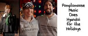 Pomplamoose Hyundai Pomplamoose Joins Forces With Hyundai For The Holidays