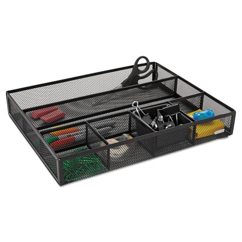 wire mesh desk drawer organizer desk drawer organizer by rolodex rol22131