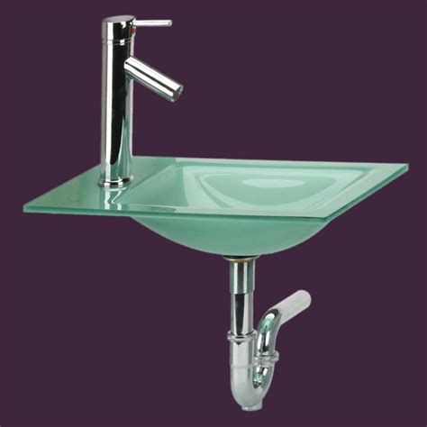 bathroom sink p trap size counter sinks green frosted glass square sink faucet p
