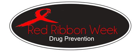 red ribbon week logos images