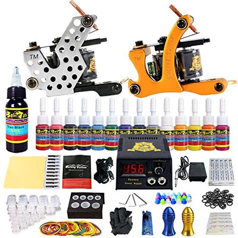 beginners tattoo kit solong complete starter beginner kit 2 pro