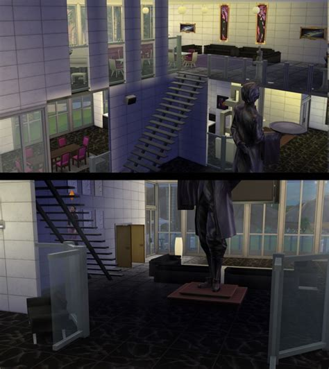 Saints Row 3 All Cribs by Saints Row 3 Penthouse Crib At Simply 187 Sims 4 Updates
