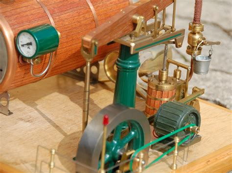 Handmade Engine - mini beam engine power plant model steam engines model