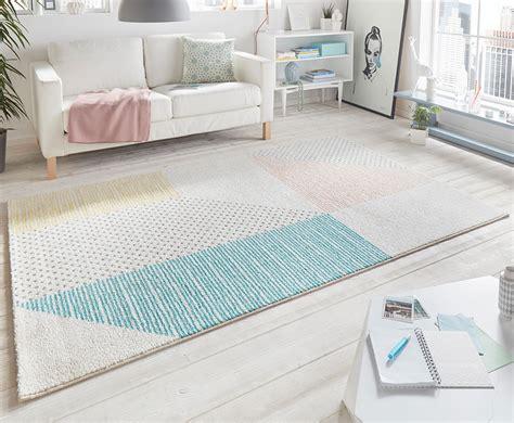 treppenbeläge teppich design velours teppich glaze creme t 252 rkis gelb