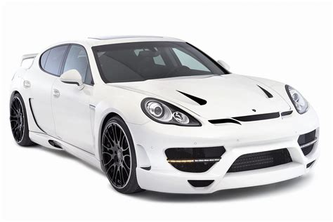 Tuned Porsche Panamera by Porsche Panamera Turbo Tuned By Hamann Nordschleife