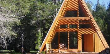 small a frame cabin aframe what s in the name aframe